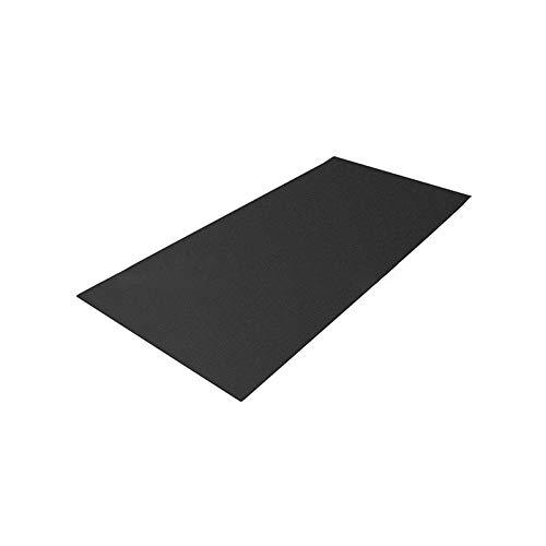 Bodenschutzmatte Für Heimtrainer, Crosstrainer, Rudergeräte, Laufbänder Bodenschutzmatte Sportmatte Unterlegmatte Floor Protect 2 Größen Verfügbar Für Alle Bodenbeläge