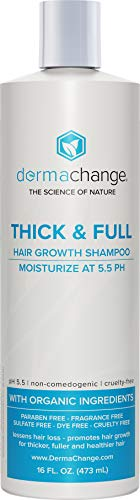 Anti Thinning Hair Growth Shampoo - with Vitamins...