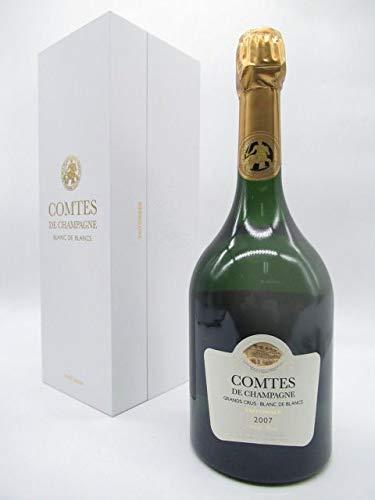 テタンジェ コント ド シャンパーニュ 2007 ブラン ド ブラン 正規品 箱付き 白 750ml