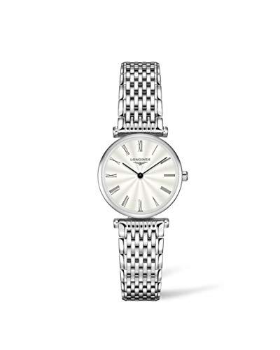 [ロンジン]LONGINES腕時計ラグランクラシックドゥロンジンクォーツL4.209.4.71.6レディース【正規輸入品】