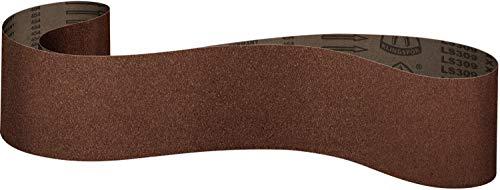 Preisvergleich Produktbild KLINGSPOR 38075 Schleifband LS 309 X,  50X1020 mm,  25 Stk. Korn: 60