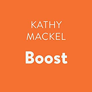 Boost audiobook cover art