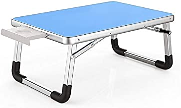 Contempo Views Laptop Desk Bed Table Foldable Tray -Use on The Coach, Floor, Bed - Reading, Writing, Drawing, Computing, E...
