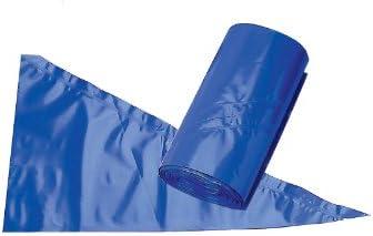 信託 PanSaver PIPINQ Disposable Piping Bags Inches 買取 21 Blue Clear