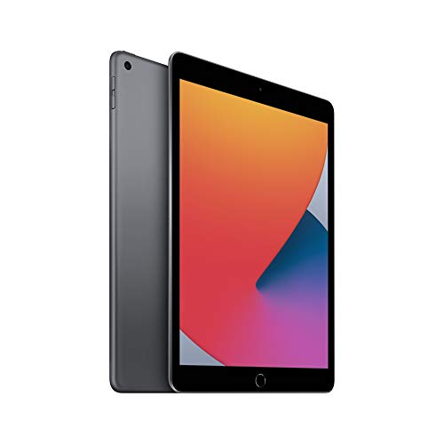 Apple iPad (10.2-inch, 8th Generation, Wi-Fi, 32GB) - Space Grey (2020)