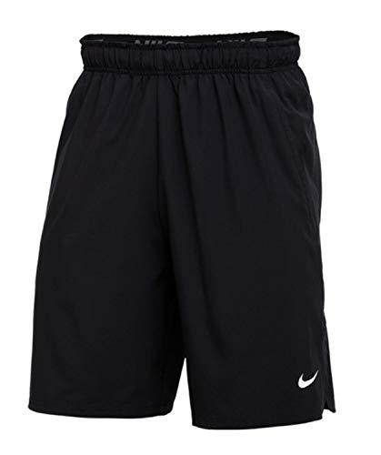 Nike Flex Woven Short 2.0, Black/White, X-Large