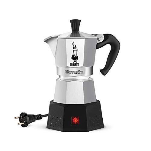Bialetti Elettrika Moka elettrica da viaggio 110-230 Volt