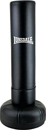 Londsdale Boxen Sandsackzubehör Super Pro Free Standing Punchbag, Black, Standard
