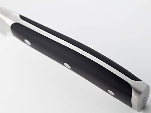 Wusthof Classic Ikon (1090370801) - Bloque para Cuchillos, 8 Piezas, Bloque de Diseño, Madera de Fresno Negra, Juego de…