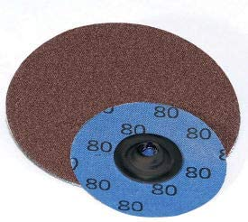 Superior Abrasives 11126 QC Disc Type Oxide Charlotte Mall Ranking TOP1 Medium S 3