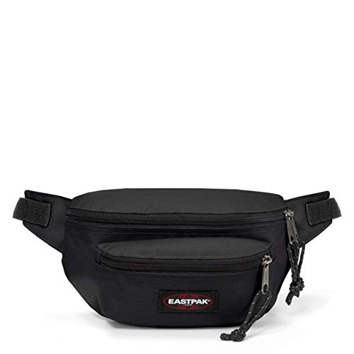 Eastpak Doggy Bag Marsupio portasoldi, 27 cm, 3 L, Nero (Black)