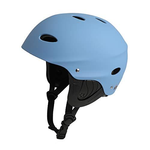 Vihir Adult Water Sports Helmet with Ears - Adjustable Multi Bike Skating Skate Skateboard Scooter Surf Snow Men Women Dial Helmet