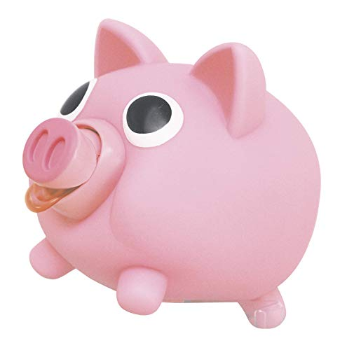 サンスマイル おしゃべりブタ貯金箱 ピンク