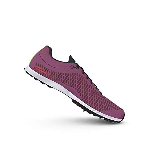 adidas Adizero XC Sprint W, Zapatillas de Atletismo Mujer, NEGBÁS/ROSSEN/VERSEN, 43 1/3 EU