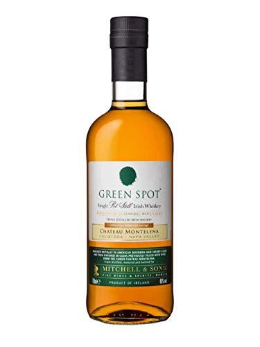 Green Spot Chateau Montelana Single Pot Still Irish Whiskey 46% 0,7l Flasche