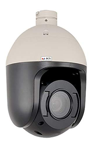 Great Deal! ACTI CORPORATION | B915 3MP Outdoor PTZ Network Speed Dome Camera with Night Vision, RJ45 Connection, 4.6-165.6mm Varifocal Lens