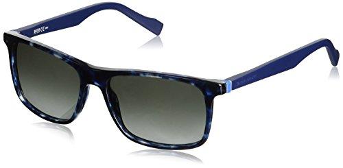 BOSS Orange BO 0174/S PT JIY Gafas de sol, Azul (Blueehvn Bluette/Grey Sf), 55 Unisex-Adulto