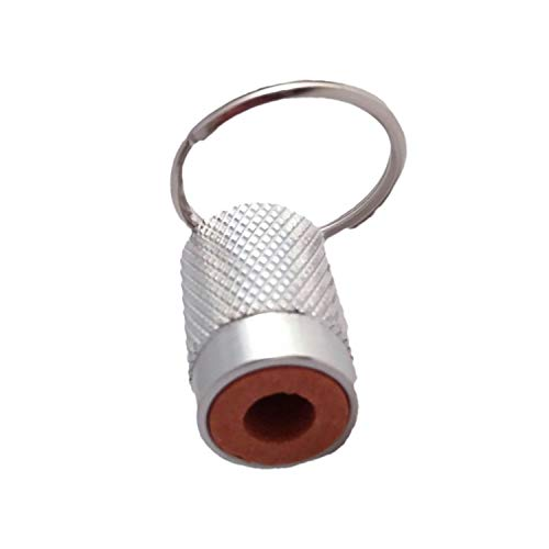 1 Dart Spitzer Metall mit Schlüsselanhänger Dart Point Spitzer Darts Sharpener