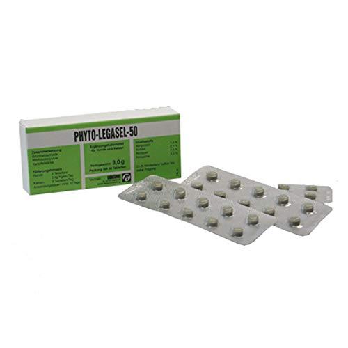 Selectavet 30 Tabletten Phyto-Legasel 50
