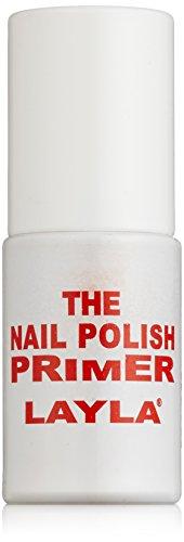 Layla Cosmetics The Nail Polish Primer - für Perfekte Nagellack Maniküre, 1er Pack (1 x 0.005 l)