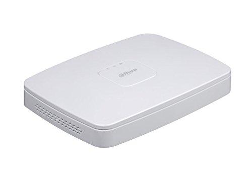 - Dahua - NVR2108-S2.NVR IP de 8canales, 6MP, H.265+/H.264.Salidas: HDMI / VGA