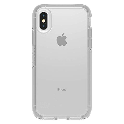 OtterBox Symmetry Series Case for iPhone X (ONLY) - Clear (Renewed)