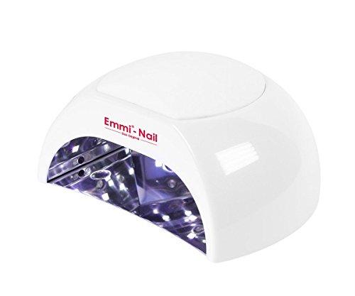 Emmi-Dome UV/LED-Lichthärtungsgerät: Professionelle UV-Lampe für Nageldesign, zum Aushärten von UV- und LED-Nagelgelen, mit Autostart-Sensor und Timer