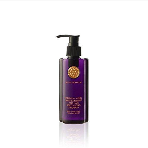 Oriental Herbs – Dand Ruff and Hair revitalizing Champú with Certified Organic Sacha inchi Seed Oil 230 ml