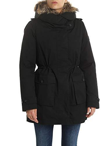 Woolrich Luxury Fashion Damen WWCPS2760UT1974100 Schwarz Jacke | Herbst Winter 19