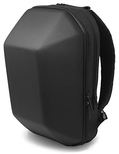 GDM Mirage motorcycle backpack - hard shell water resistant gear bag