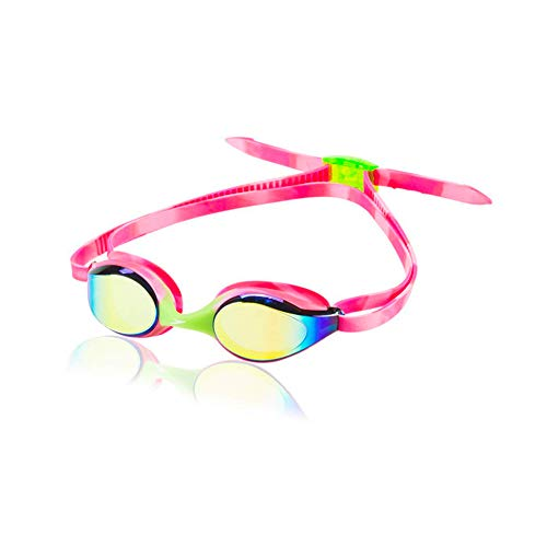 Speedo Unisex-child Swim Goggles Junior Hyper Flyer Ages 6-14