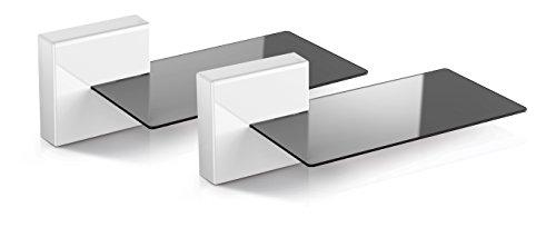 Meliconi Ghost Cube Barre de Son Blanc