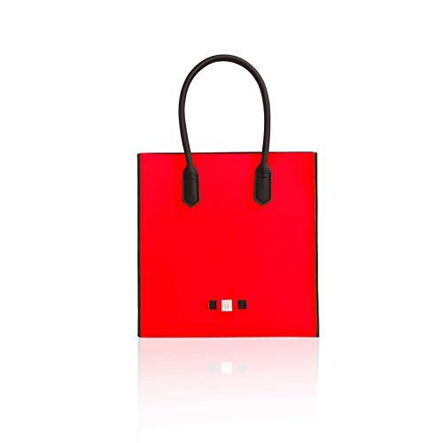 Save My Bag LE SAC Lycra - Borsa a mano da donna, colore: Blu Scuro