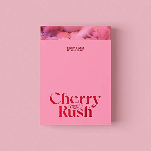 Kakao M Cherry Bullet  Cherry Rush 1st Mini Album AlbumFolded Poster