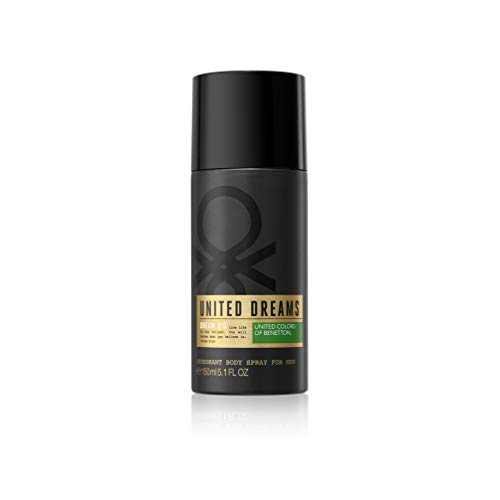 Benetton United Dreams Dream Big for Men Deodorant Spray 150ml