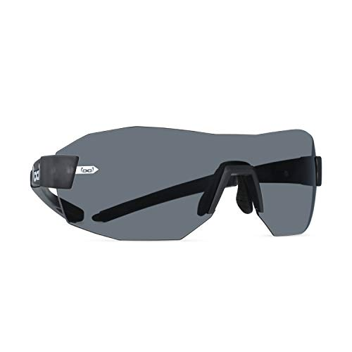 gloryfy unbreakable eyewear Gloryfy - Gafas de sol unisex irrompibles (G9 Radical Anthracite), sin marco, para hombre, mujer, adulto, unisex