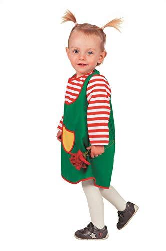 Wilbers NEU Kleinkind-Kostüm Grünes Kleid, Gr. 98