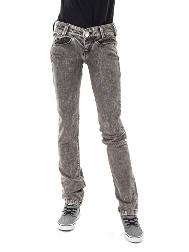 Killah Jeans Hose Ebel L00M31 schwarz Very Slim Fit Five Pocket NEU (27, grau)