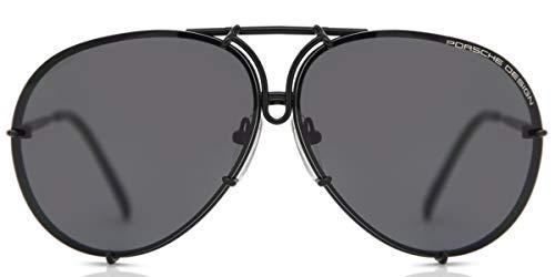 Porsche Design Unisex-Erwachsene Sonnenbrillen P8478, D-grey, 69