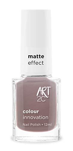Art 2C Allure - Nagellack mit mattem Effekt - 11 Farben, 12 ml, Farbe: MT36