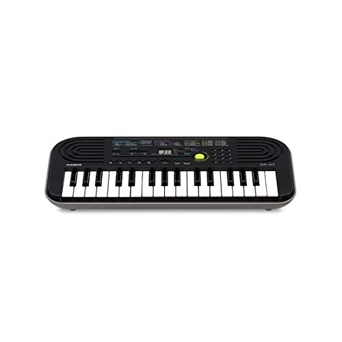Casio SA-47 Mini Clavier 32 touches Gris