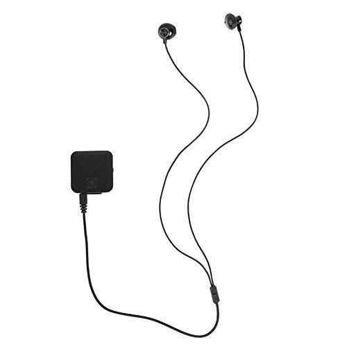 Unsichtbare Digitale Klangverstärker Hörverstärker für ältere und Junge Menschen schwerhörig Sprachverstärker Hörgeräte, getarnter Bluetooth-Kopfhörer zum Schutz der Privatsphäre des Trägers