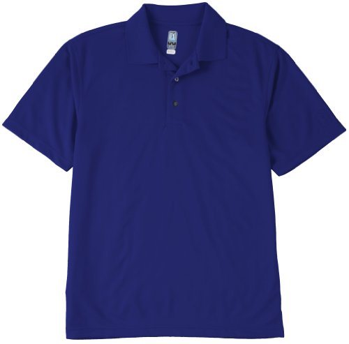 PGA TOUR Men's Short Sleeve Airflux Polo