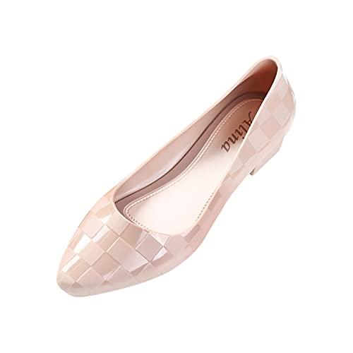 Todidafa - Sandalias de tacón alto para mujer, antideslizantes, para mujer