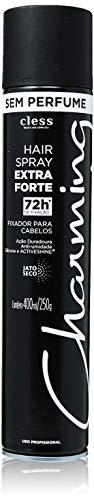 Hair Spray Fixador 400 Ml Extra Forte Unit, Charming