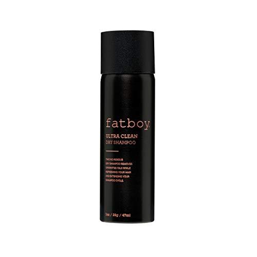 Fatboy Hair Ultra Clean Dry Shampoo, 1 oz