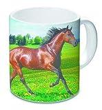 Taza de caballo de 9,5 x 8 cm