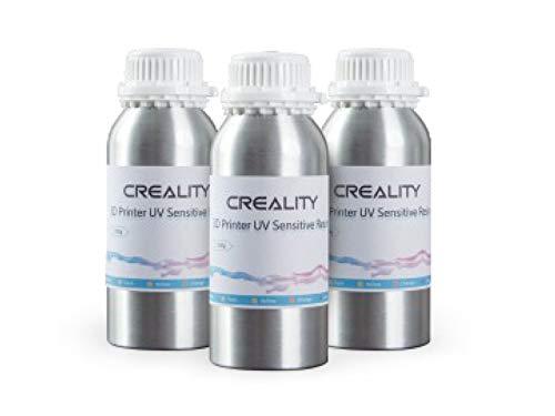 Creality 3D Resin, passend für LD-002R Resin 3D-Drucker, 500g (44EUR/kg)