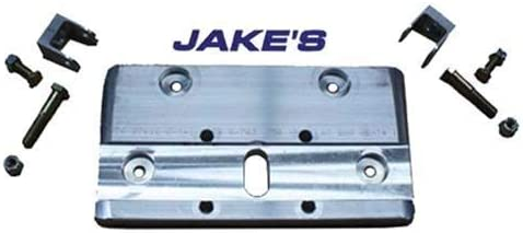 JAKE S LIFT KITS Club Car DS 97 13 Golf Cart Wheel Offset Wheelbase Extension Plate for Non product image