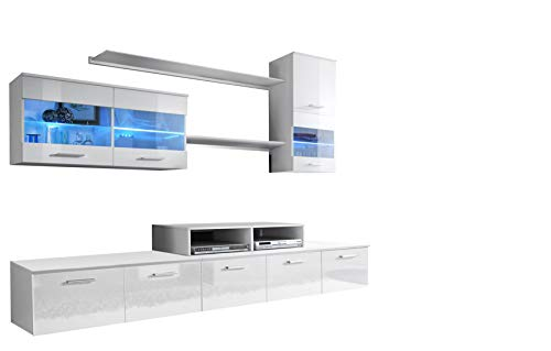 muebles bonitos – Mueble de salón Claudia Mod.6 (2,5m)